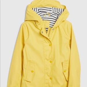 NEW Baby Gap Raincoat